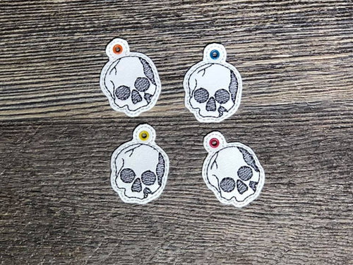 Skull Charm DIGITAL DOWNLOAD