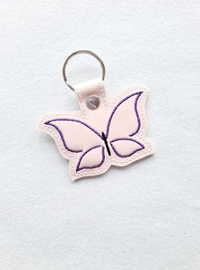 Butterfly Minimalist Snap tab Single and Multi included DIGITAL DOWNLOAD