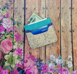 Livre Wallet PDF Sewing Pattern