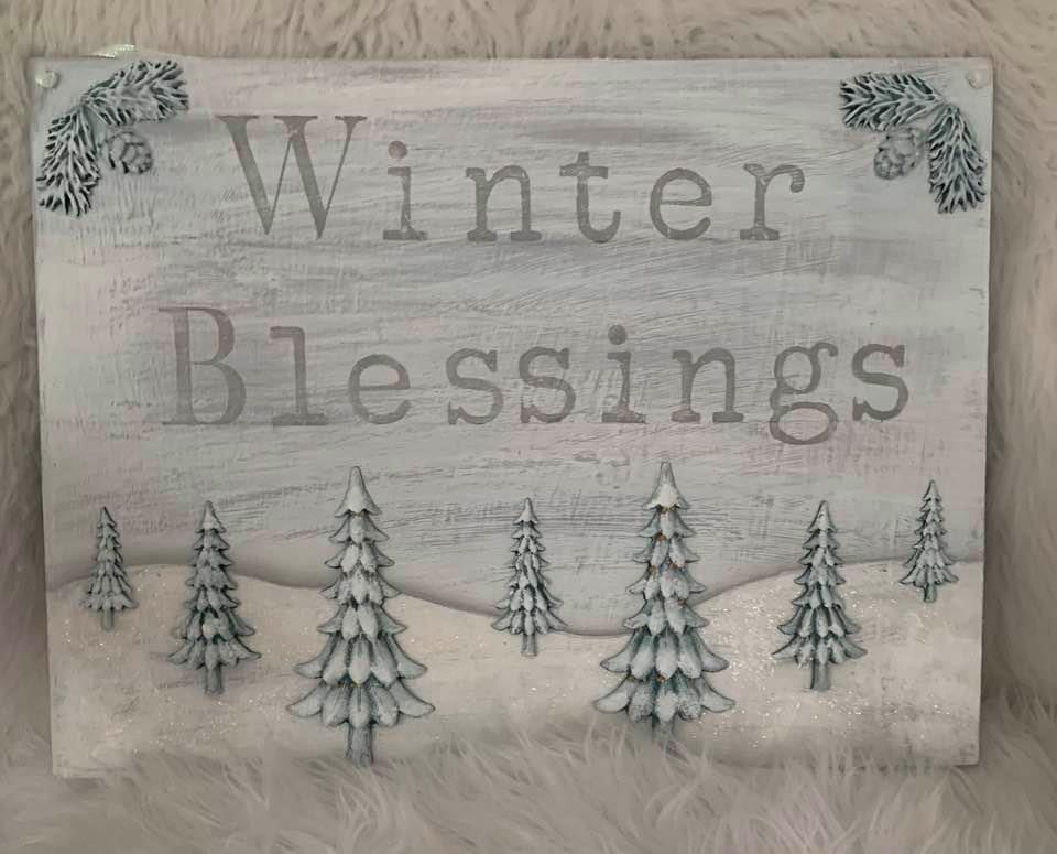 Winter Blessings Workshop in Maine