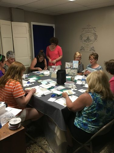 Greeting Cards Workshop