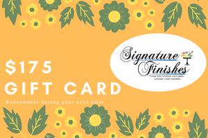Signature Finishes Gift Card