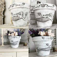 Load image into Gallery viewer, Embellished Planter Pot Workshop (Mermaid Design)