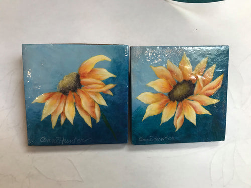Hand Painted Coaster Set Workshop