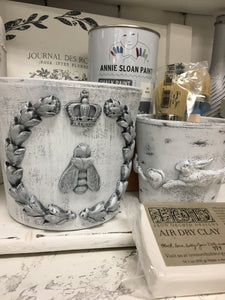 Embellished Planter Pot Workshop (Mermaid Design)