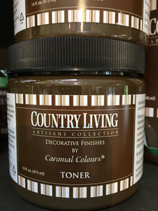 Toner, Country Living Artisan's Collection 16 ounce