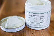 Miss Mustard Seed White Wax