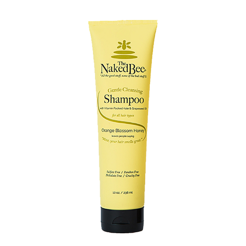 Naked Bee Orange Blossom Honey Gentle Cleansing Shampoo