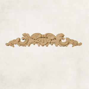 P16 – French Style Pediment