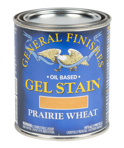 General Finishes Oil Based Gel Stain (1 Pint)