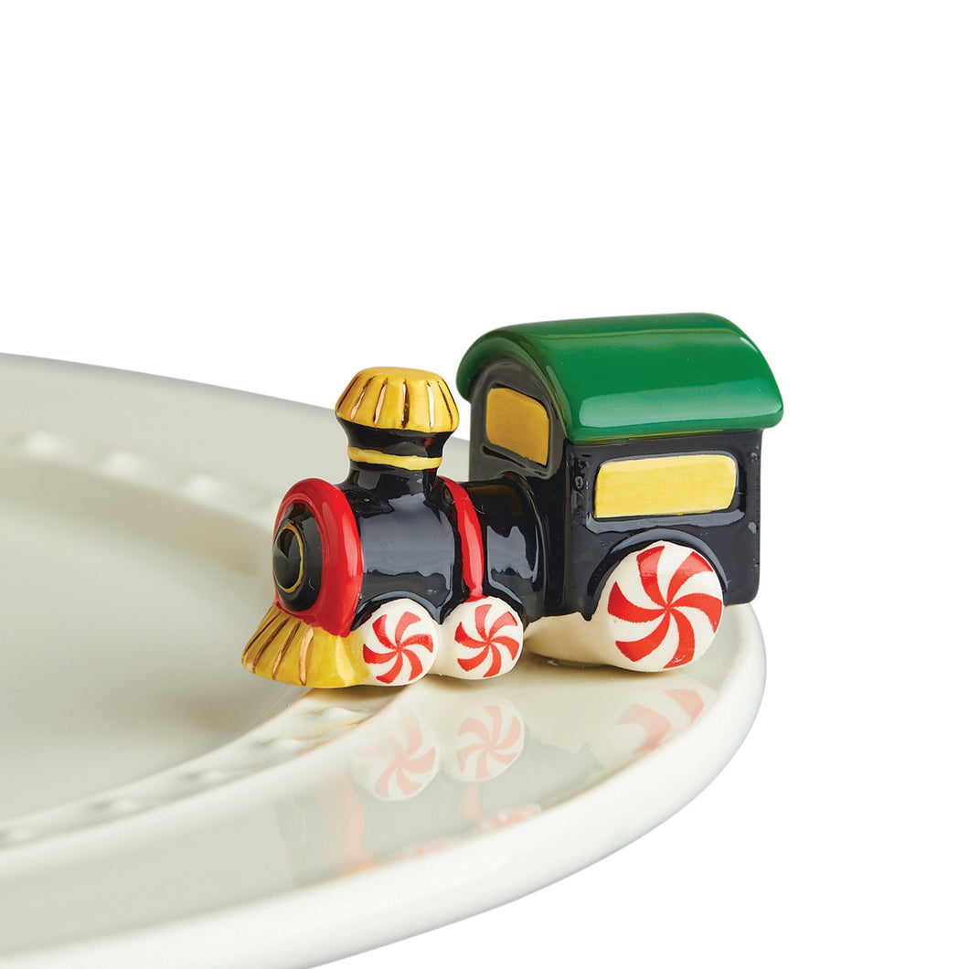 Nora Fleming Minis- All Aboard