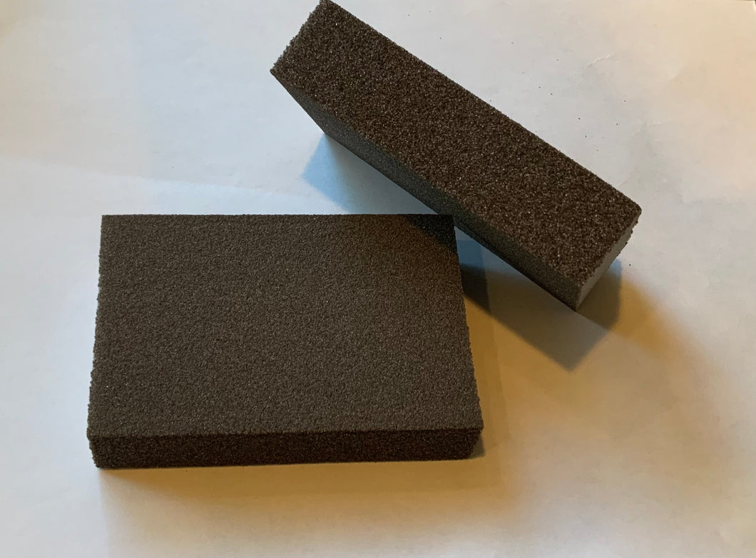 Paint Couture-Sanding Sponge Medium/Fine Grit
