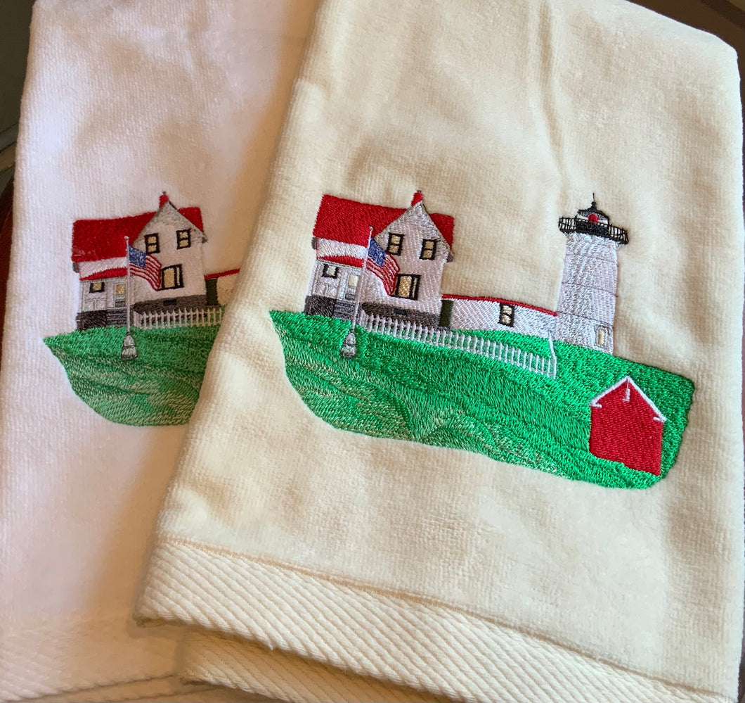 AMF Nubble Light Hand Towel (LG)