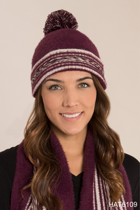 Simply Noelle- City Limits Hat