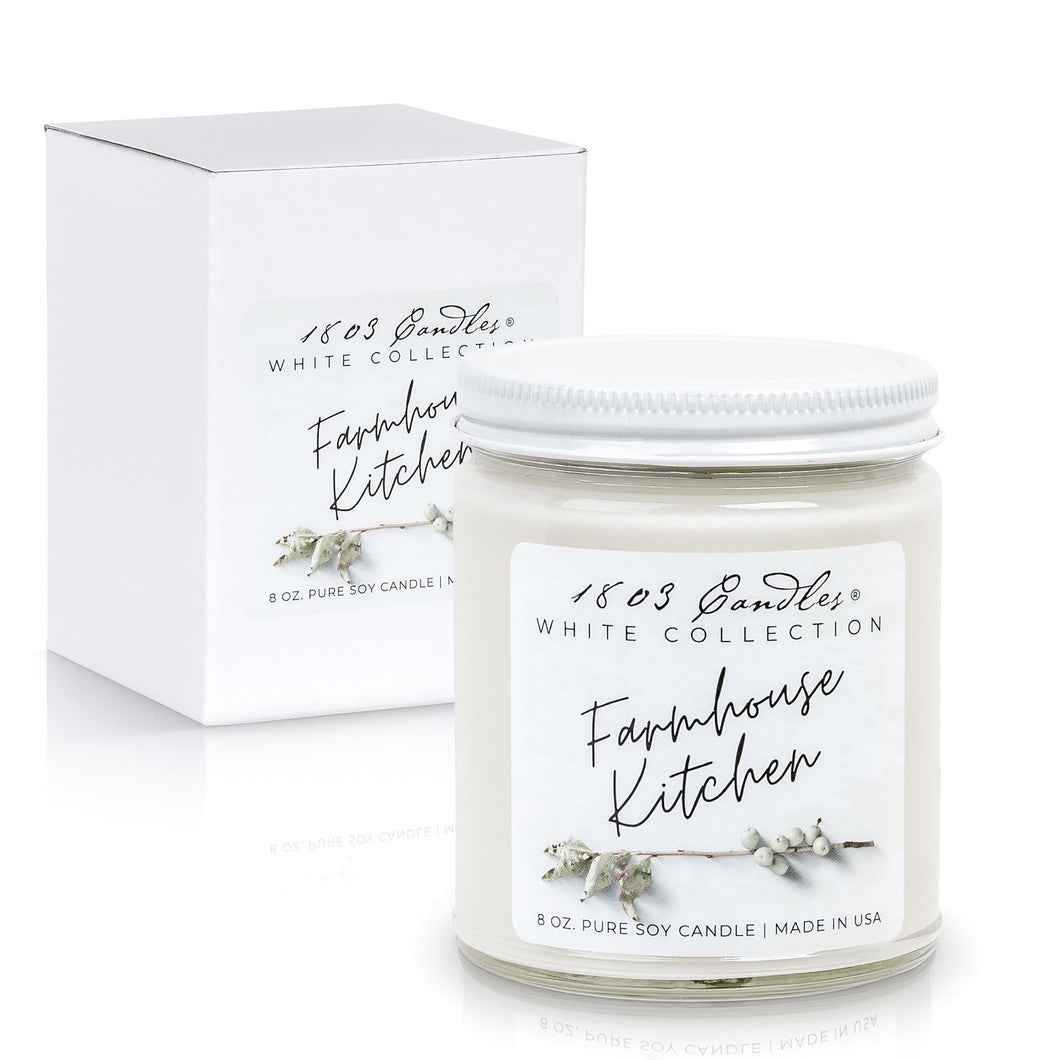 1803 Candle Farmhouse Kitchen pure soy 8oz