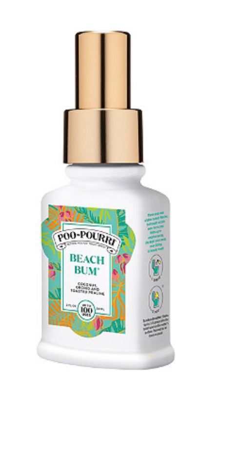 Beach Bum Poo-Pourri