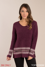 Simply Noelle-City Limits Sweater L/XL