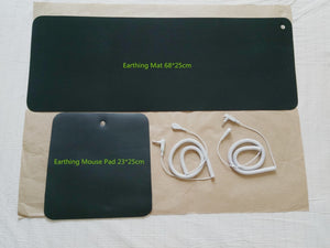 Earthing Universal Mat Conductive Kit  Grounding Mats 68*25cm Conductive  Mouse pad 25*23cm  On Sale!