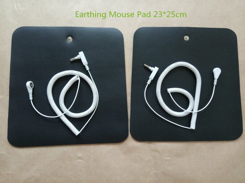 On Sale!   Earthing Mat Conductive Kit  Grounding Mouse Mats 25*23cm   For Health & EMF Protection 2sets / lot