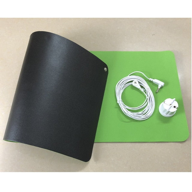 Earthing Desk  Mat  Grounding mat EMF protection for health 60*26cm