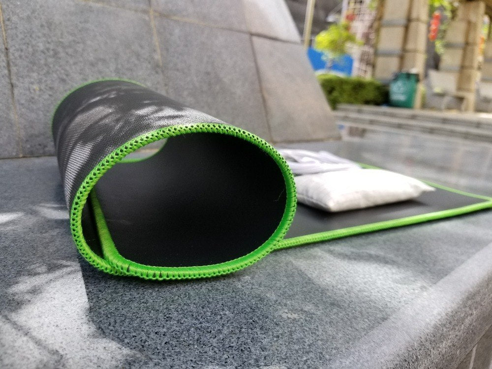 EARTHING Health grounded green mat Universal Mat Conductive Kit  Grounding Mats 68*25cm For EMF Protection