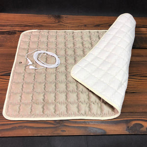 Grounding sheet throw pad seat pad EMF protection conductive mat