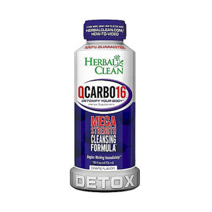 Grape Herbal Clean QCcarbo16