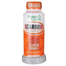 Load image into Gallery viewer, Orange Herbal Clean QCcarbo16