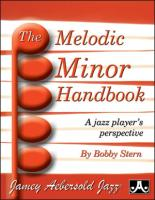 Stern: The Melodic Minor Songbook (Aebersold Jazz Series)