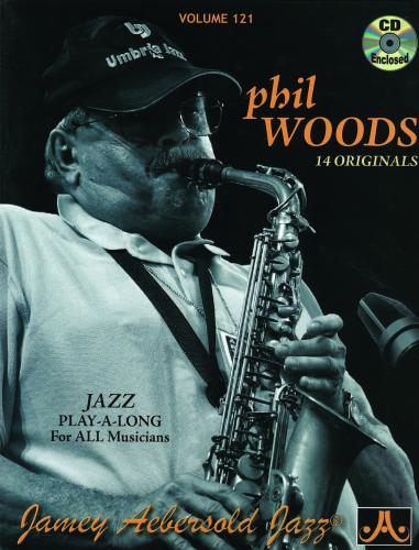 Phil Woods - 14 Originals (Aebersold Jazz Series)