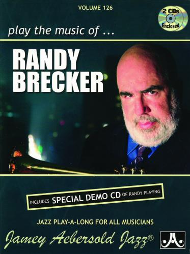 Play the Music of Randy Brecker (Aebersold Jazz Series)