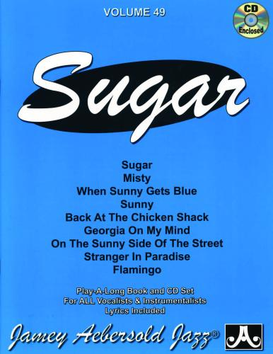 Sugar (Aebersold Jazz Series)