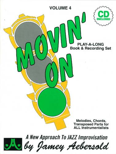Movin' On (Aebersold Jazz Series)