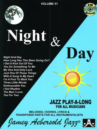 Night & Day (Aebersold Jazz Series)