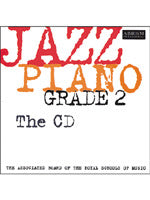 ABRSM Jazz Piano Grade 2 (CD)