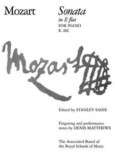 Mozart: Piano Sonata in Eb Major, K.282 (Piano Solo)