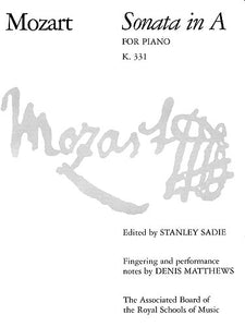 Piano Sonata in A Major, K.331