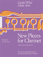 ABRSM: New Pieces for Clarinet, Book 2