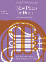 ABRSM: New Pieces for Horn, Book 1