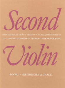 Second Violin, Book 1