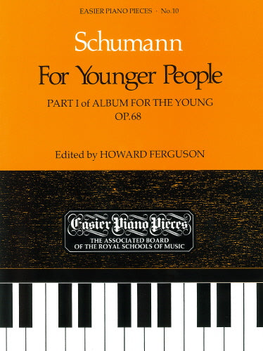 Schumann for Younger People (Piano Solo)