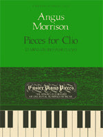 Morrison: Pieces for Clio, (12 Miniatures for Piano) , Piano, Morris