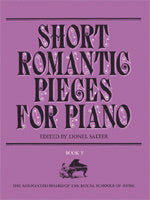 Short Romantic Pieces for Piano, Book 5 (Piano Solo), Ed. Salter