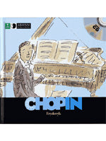 First Discovery Music Series - Chopin (Book and CD) (Books)
