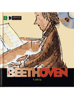 First Discovery Music Series - Beethoven (Book and CD) (Books)
