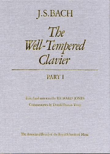 Bach: The Well-Tempered Clavier, Book 1 (Part 1) Hardback Edition