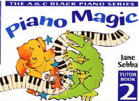 Sebba: Piano Magic Tutor Book 2