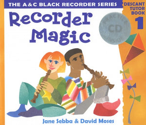 Sebba: Recorder Magic Book 1 + Practice CD
