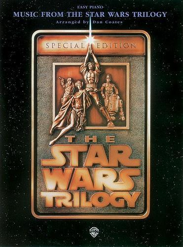 Williams: Music from the Star Wars Trilogy - Special Edition (Easy Piano)