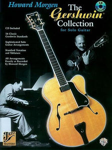 The Gershwin Collection for Solo Guitar (Book & CD)
